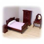 Игрушечная мебель для спальни