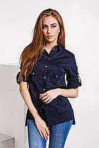 Рубашка пуговицы  04с474, фото 2