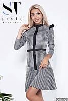 Женское модное платье  ВШ1042, фото 1