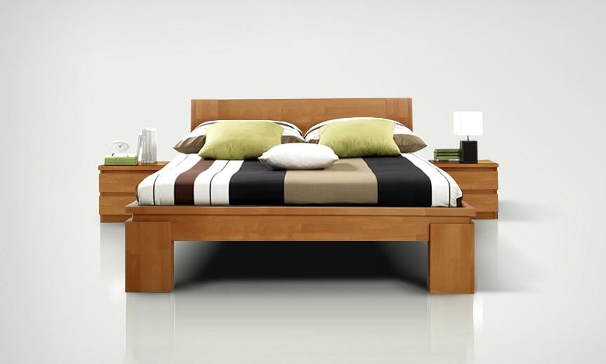 """Двухспальная кровать """"Бензема"""""""