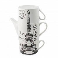 """Чайный набор """"Париж"""""""