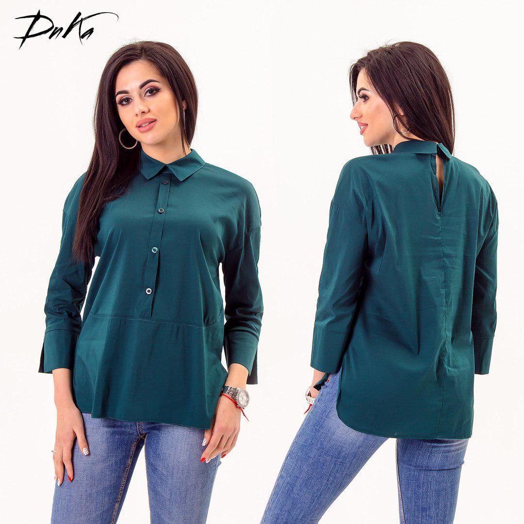 Рубашка  воротничок 04с466