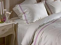 Постельное белье однотонное Sira Pikolu Vanilla, фото 1