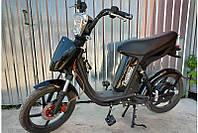 Электровелосипед City Boy 350W48V