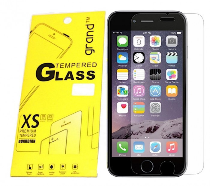 Защитное стекло Iphone 7 3D Black