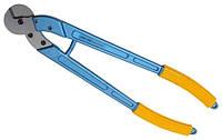 SCC-100 каблерез для стальных тросов и кабелей