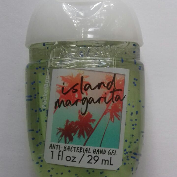 Антибактериальный гель (санитайзер) Bath&Body Works Island Margarita