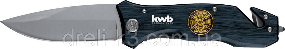 Спасательный пожарный нож  KWB [14710]