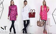 Женское стильное пальто  ВШ590, фото 1