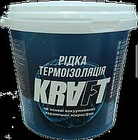 Жидкая теплоизоляции 10 л KRAFT