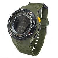 Часы тактические зеленые Skmei Арт. 0989GR