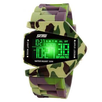 Часы светодиодные Skmei 0817 Camo