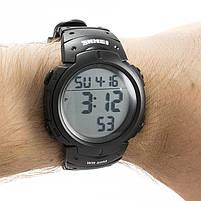 Часы спортивные Skmei 1068 Black, фото 2