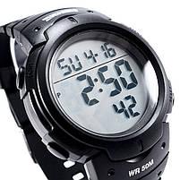Часы спортивные Skmei 1068 Black, фото 4