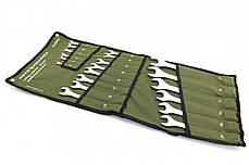 Набор ключей рожково-накидных ʺАвтотехникаʺ 101200 (20 предметов)