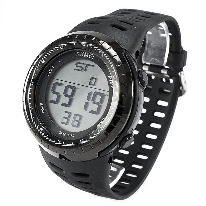 Часы спортивные Skmei 1167 Black