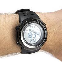 Часы спортивные Skmei 1167 Black, фото 2