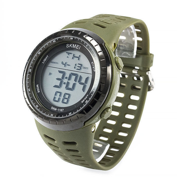 Часы спортивные Skmei 1167 Green