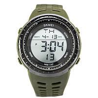 Часы спортивные Skmei 1167 Green, фото 3
