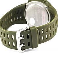 Часы спортивные Skmei 1167 Green, фото 5