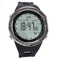 Часы спортивные Skmei 1246 Black, фото 3