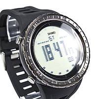 Часы спортивные Skmei 1246 Black, фото 4