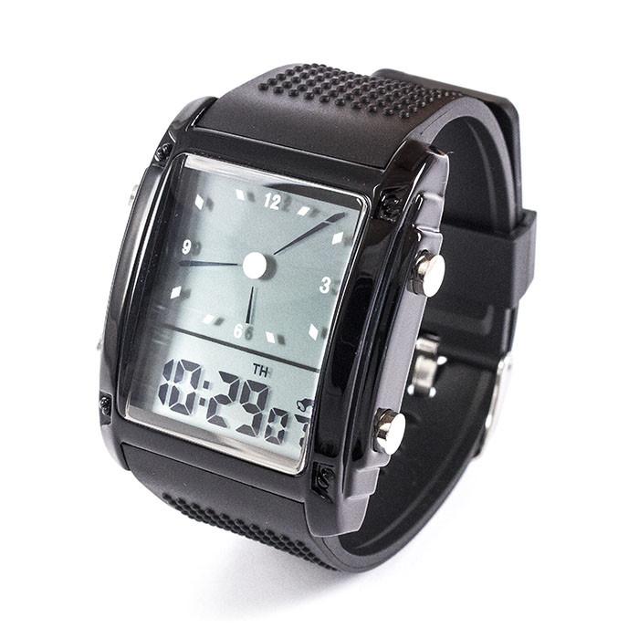 Часы светодиодные Skmei 0814 Black