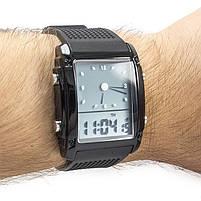 Часы светодиодные Skmei 0814 Black, фото 2