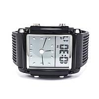 Часы светодиодные Skmei 0814 Black, фото 3