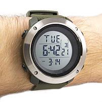 Часы спортивные Skmei 1268 Green, фото 2