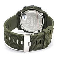 Часы спортивные Skmei 1268 Green, фото 4