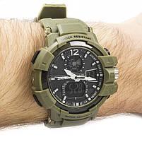 Часы спортивные Skmei 1040AGB Green, фото 2