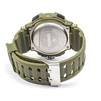 Часы спортивные Skmei 1040AGB Green, фото 4