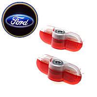 Штатна Led підсвічування двері з логотипом Ford