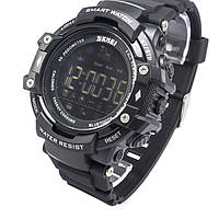 Смарт-часы спортивные Skmei 1226 Black