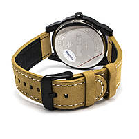 Часы Skmei 1221 Black Brown Band, фото 4