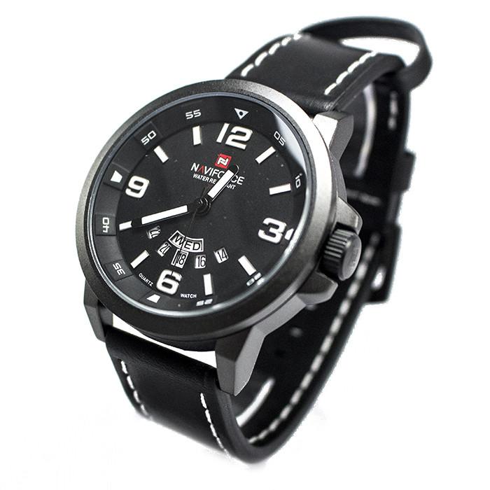 Часы Naviforce 9028MBBW Black-White