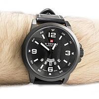 Часы Naviforce 9028MBBW Black-White, фото 2
