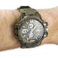 Часы спортивные Skmei 0990 Camouflage, фото 2