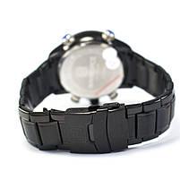 Часы Naviforce 9093BKW Black-White, фото 4