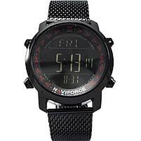 Часы Naviforce 9130BKR Black-Red, фото 3
