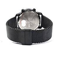 Часы Naviforce 9130BKR Black-Red, фото 4
