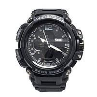 Часы спортивные Skmei 1343 Black, фото 3