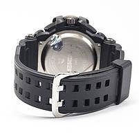 Часы спортивные Skmei 1343 Black, фото 4
