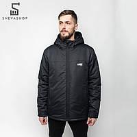 Зимняя мужская куртка UP A4 черная XS