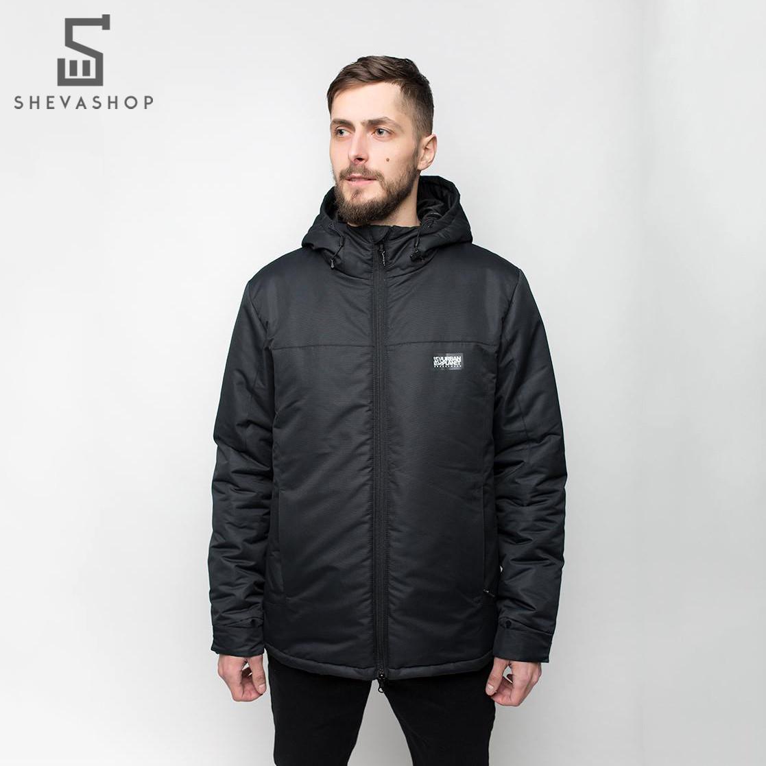 b6bfee28138 Зимняя мужская куртка UP A4 черная - купить по лучшей цене в ...