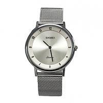 Часы ультратонкие Skmei 1264 Silver, фото 3