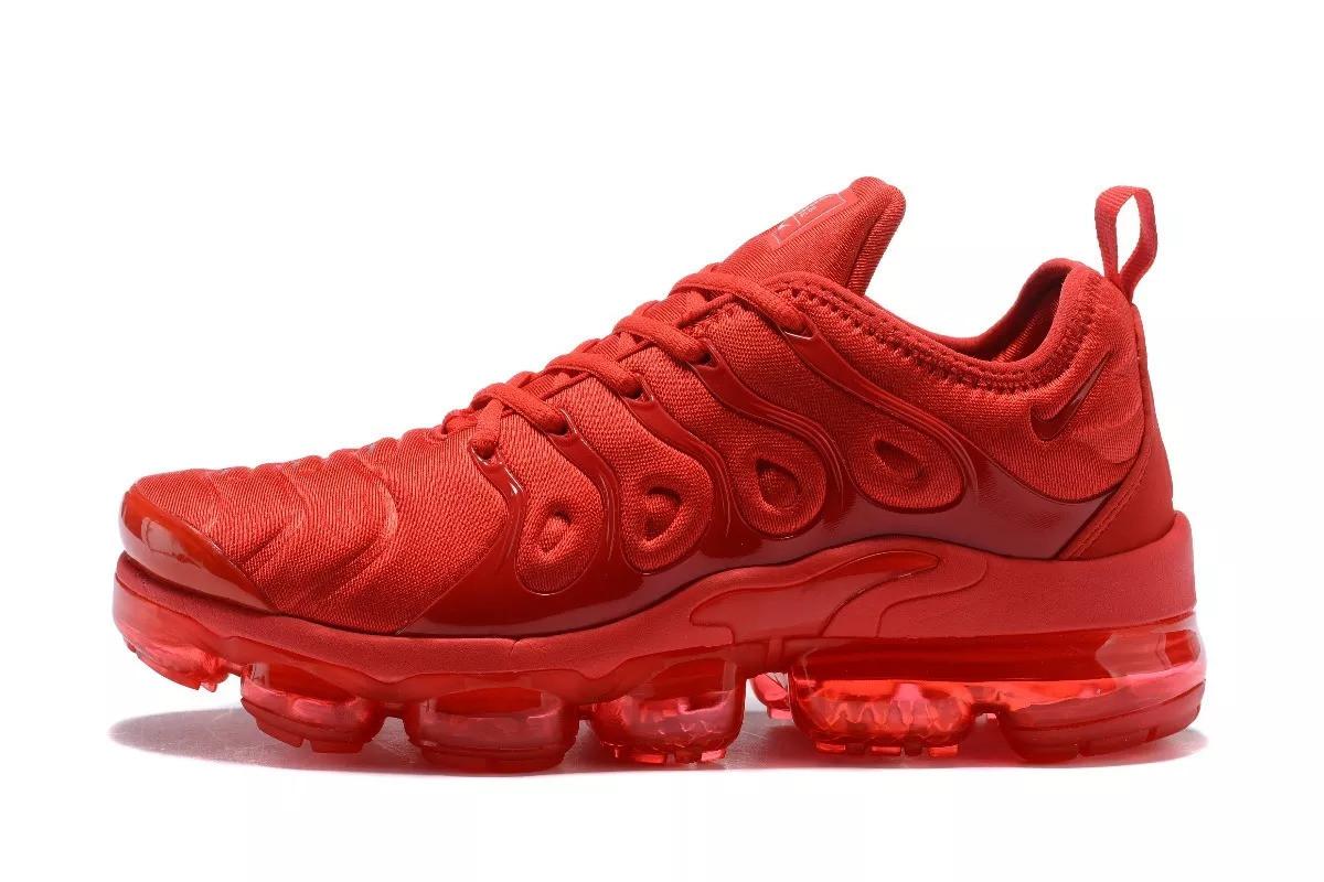 """Кроссовки Nike Vapormax Plus TN """"Red"""" (Красные)"""