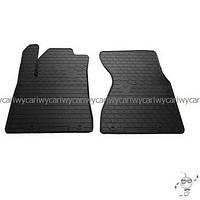 Коврики резиновые в салон Audi A8 (D3) 02- 2шт.Stingray