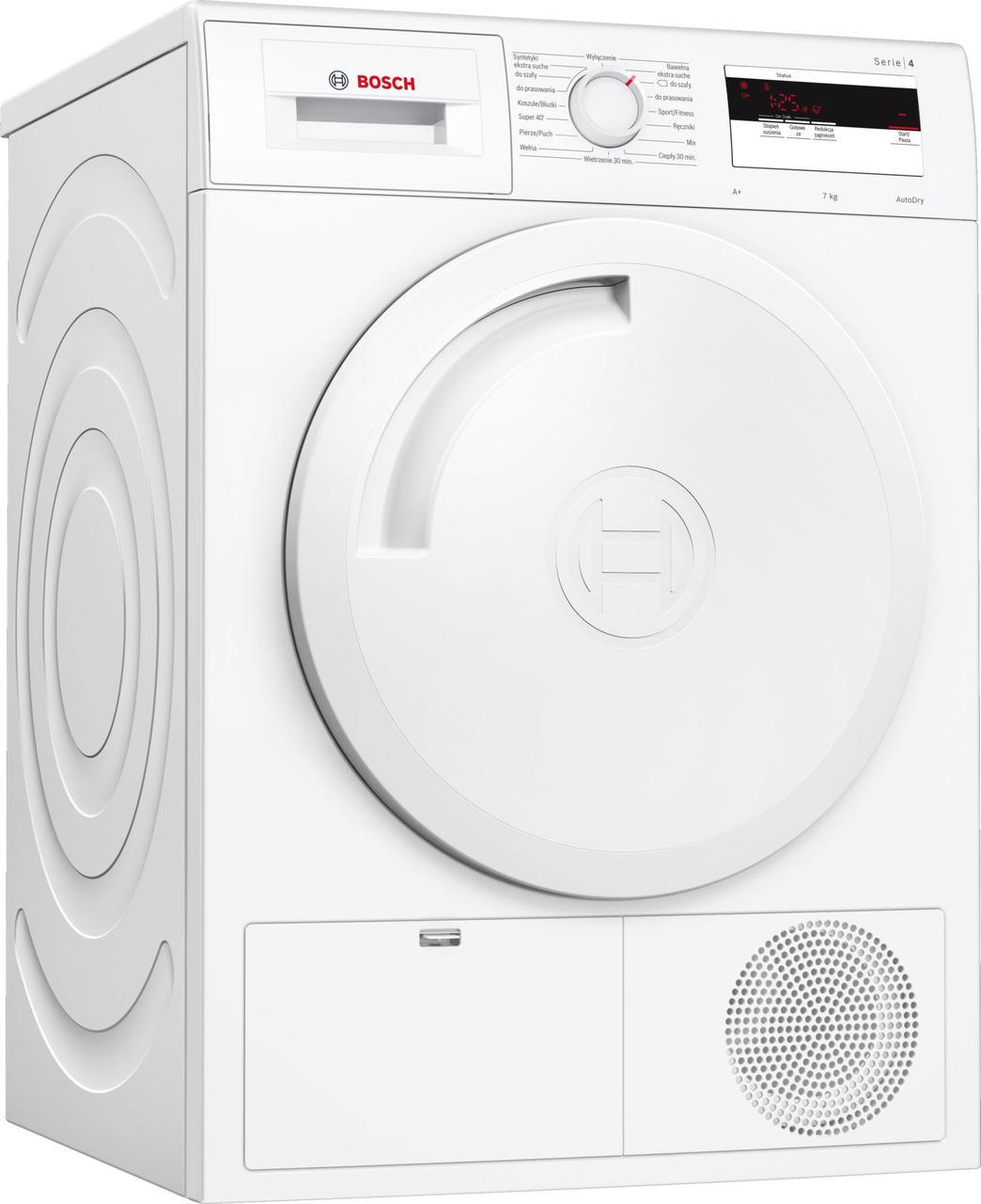 Сушильный автомат Bosch WTH83008PL